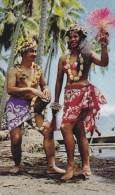 Danseuse Tahitienne/TAHITI/ Réf:C2621 - Polynésie Française