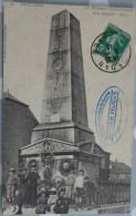 08 BAZEILLES LE MONUMENT COMMEMORATIF DE LA BATAILLE 1870 - Sin Clasificación