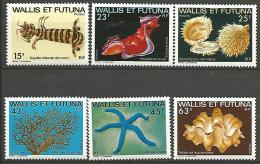 WALLIS ET F    N�  248/253 NEUF** LUXE