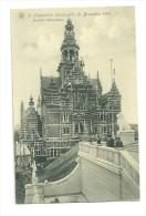 Exposition Universelle De Bruxelles 1910 ; Pavillon Hollandais - Expositions