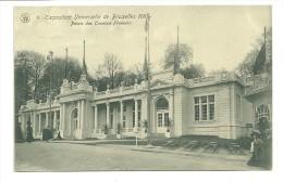 Exposition Universelle De Bruxelles 1910 ; Pavillon Des Travaux Féminins - Expositions
