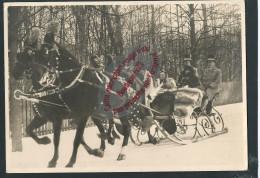 K1838 - 's-GRAVENHAGE 24 JANUARI 1940 - Hollande - Traineau - Den Haag ('s-Gravenhage)