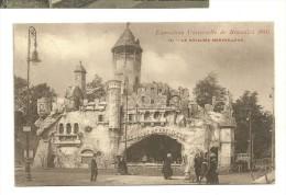 Exposition Universelle De Bruxelles 1910 ; Le Royaume Merveilleux - Expositions