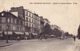 75 - Paris - Kremlin-Bicêtre - Route De Fontainebleau - Arrondissement: 13
