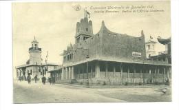 Exposition Universelle De Bruxelles 1910 ; Colonies Françaises : Pavillon De L'Afrique Occidentale - Expositions