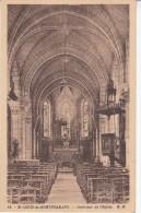 CPA - Saint-LOUIS-de-MONTFERRAND - Intérieur De L'Eglise - Other Municipalities