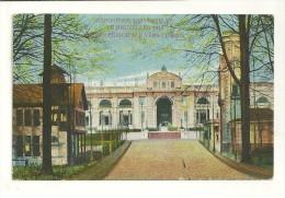 Exposition Universelle De Bruxelles 1910 ; Façade Principale Vers Le Bois - Expositions