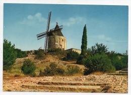 13 - Fontvieille - Le Célèbre Moulin De Daudet - Au Coeur De La Provence - Moulins à Vent