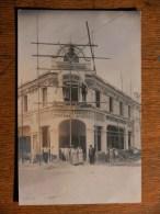 LE TOUQUET Paris-Plage (62) - Nouveaux Locaux De La Banque ADAM Rue De Paris 1911 - Le Touquet