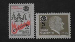 Turkey - 1983 - Mi:2643-4**MNH - Look Scan - 1921-... Republic