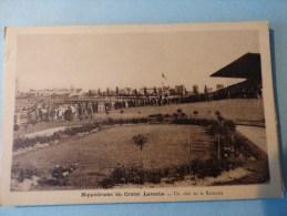 Hippodrome Du Croisé  Laroche  Un Côté De La Roseraie - Marcq En Baroeul
