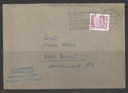 DDR 1981 Griefswald, 2-8-81 - Briefe U. Dokumente