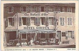 SAINT TRIVIER DE COURTES - Grand Hotel - Unclassified