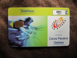 P-398 Vuelta A Espana'99 ,mint - Emissions Privées