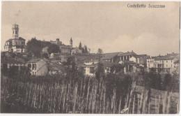 AL5 !!! CASTELLETTO SCAZZOSO PANORAMA 1911 F.P. !!! - Alessandria
