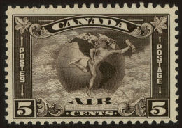Canada Scott #C2, 1930, Never Hinged - Poste Aérienne