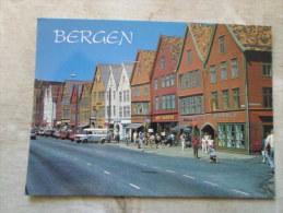 NORGE  NORWAY   -  BERGEN    D122693 - Norwegen