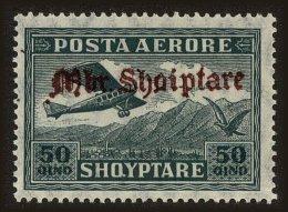 Albania Scott #C25, 1929, Hinged - Albanien