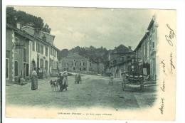 CHATENOIS - La Rue Sous L'Eglise - Chatenois