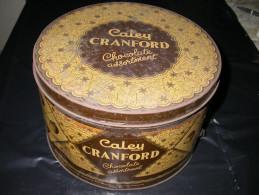 Boîte De Chocolats Métallique Caley Cranford - Boîtes