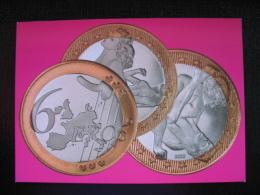 6 EROS COINS - Monnaies (représentations)