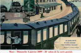 "TRANSPORT  /  TRAIN    "" TGV  ""  CPM / CPSM  10 X 15 - Trains"