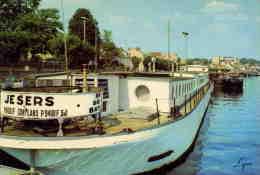 TRANSPORT     /  BATEAU  L 1      /  PENICHE     CPM / CPSM  10 X 15 - Embarcaciones