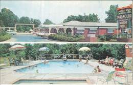 CPSM USA - Vicksburg - Mississipi - Magnolia Motor Hotel - Autres