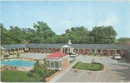 CPSM USA - Perry - Georgia - New Perry Motel - Etats-Unis