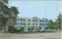 CPSM USA - Perry - Georgia - New Perry Hotel - Etats-Unis