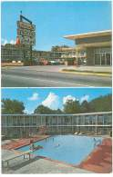 CPSM USA - Hot Springs National Park - Arkansas - Avanelle Motor Lodge - Hot Springs