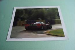 Jan15     675489       Photo   24 Heures Du Mans    Mazda 787 B - Automobile - F1
