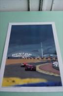 Jan15     675488     Photo   24 Heures Du Mans   Ralentisseur De La Courbe Dunlop - Automobile - F1