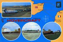 """TRANSPORT  L 10   /  BATEAU  /  AEROGLISSEUR  """"   """"  CPM / CPSM  10 X 15 - Bateaux"""