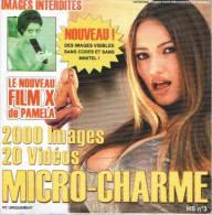 MICRO CHARME - CD-ROM - Pamela ANDERSON