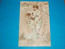 Illustrateurs ) Art Deco - La  Cueillette - Illustrateurs & Photographes