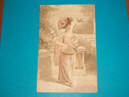 Illustrateurs ) Art Deco - Les Tourterelles - 1900-1949