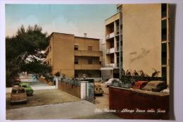 SILVI MARINA (TE) - ALBERGO PARCO DELLE ROSE - F/G - V: 1960 - Teramo