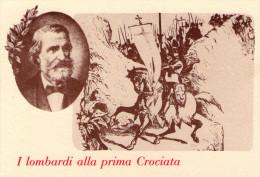 GIUSEPPE  VERDI  ,  Opera  ,  I Lombardi Alla Prima Crociata    * - Musique Et Musiciens