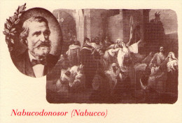 GIUSEPPE  VERDI  ,  Opera  , Nabucodonosor , Nabucco     * - Musique Et Musiciens