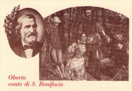 GIUSEPPE  VERDI  ,  Opera  ,  Oberto Conte Di S. Bonifacio      * - Musique Et Musiciens