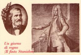 GIUSEPPE  VERDI  ,  Opera  ,  Un Giorno  Di  Regno  , Il Finto Stanislao   * - Musique Et Musiciens