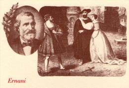 GIUSEPPE  VERDI  ,  Opera  ,  Ernani    * - Musique Et Musiciens