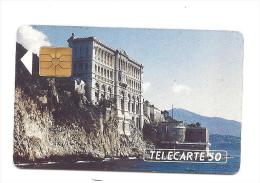 MONACO   -- MUSEE OCEANOGRAPHIQUE De MONACO   --    Tirage 20.000 Exemplaires - Monaco