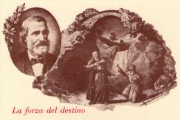 GIUSEPPE  VERDI  ,  La  Forza  Del  Destino    * - Musique Et Musiciens