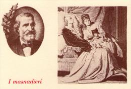 GIUSEPPE  VERDI  ,  Opera  :   I  Masnadieri    * - Musique Et Musiciens