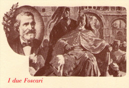 GIUSEPPE  VERDI  ,  Opera  :   I  Due  Foscari     * - Musique Et Musiciens