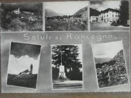 RONCEGNO  -VEDUTE - Trento
