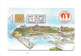 MONACO   --  SPA MONACO --  Tirage 110.000 Ex. - Monaco
