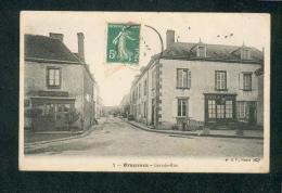 Orsennes (36) - Grande Rue ( Café Cobert B.F. ) - Altri Comuni